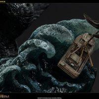 Pacific Rim Knifehead Monster Statue