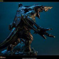 Pacific Rim Monster Statue
