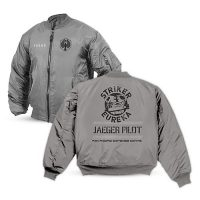 Pacific Rim Striker Eureka Bomber Jacket
