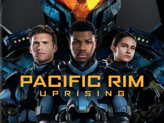 Pacific Rim Uprising Movie