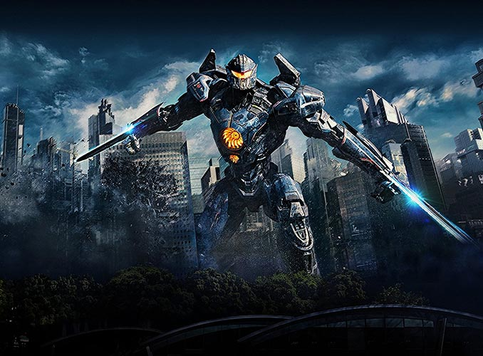 Pacific Rim Uprising Released