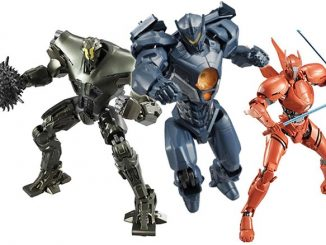 Pacific Rim: Uprising Robot Spirits Action Figures