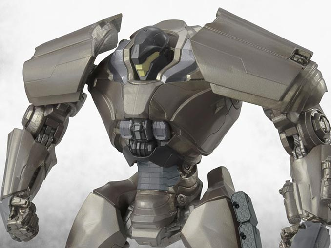 Pacific Rim Uprising Robot Spirits Bracer Phoenix