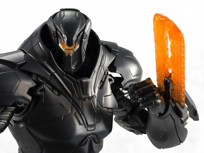 Pacific Rim Uprising Robot Spirits Obsidian Fury