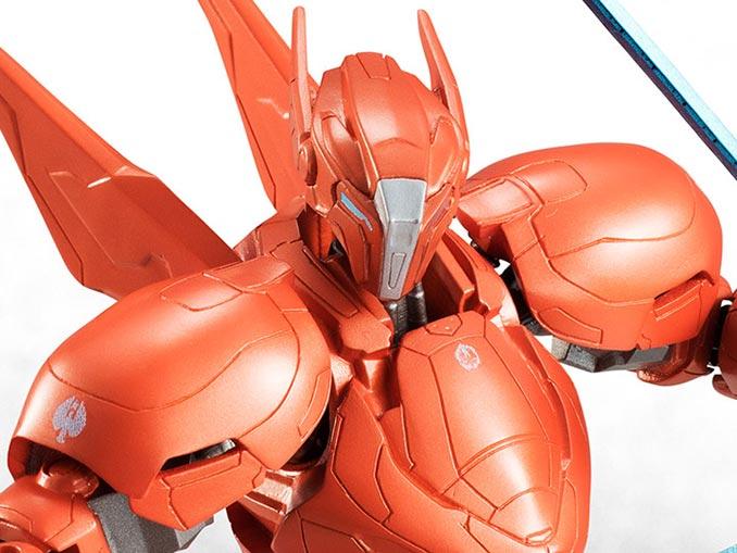 Pacific Rim Uprising Robot Spirits Saber Athena