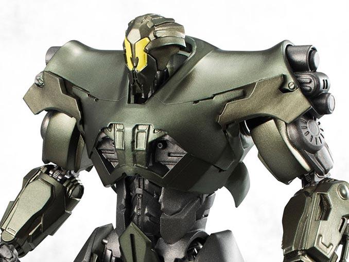 Pacific Rim Uprising Robot Spirits Titan Redeemer