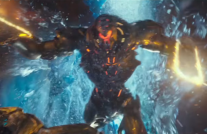 Pacific Rim Uprising Official Trailer #2