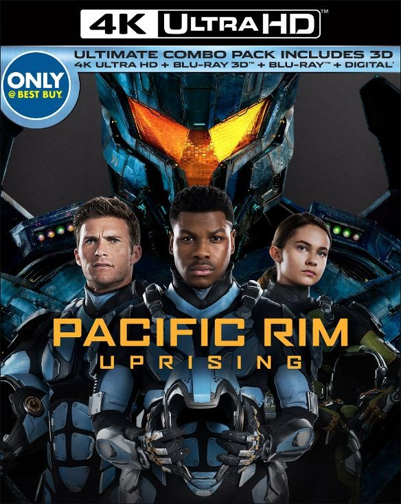 Pacific Rim Uprising Ultimate Combo Pack