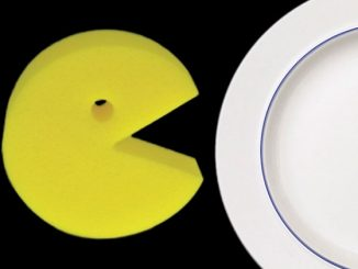 Pacman Kitchen Sponge