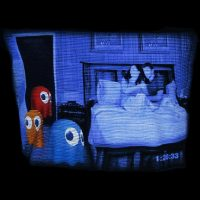 Pacman Paranormal Ghost T-Shirt