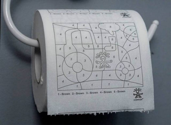 Tag: toilet paper | GeekAlerts