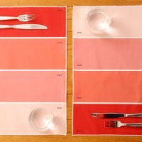 Paint Swatchse Placemats