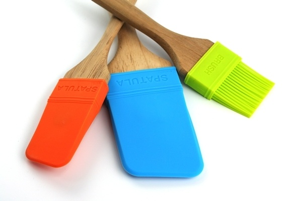 Paintbrush Utensil Set