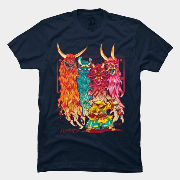 Pakku Man Shirt