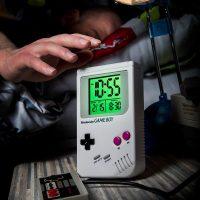 Paladone Game Boy Alarm Clock