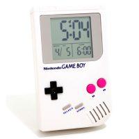 Paladone Nintendo Game Boy Alarm Clock