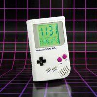 Paladone Nintendo Gameboy Alarm Clock