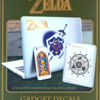 Paladone The Legend of Zelda Hyrule Gadget Decals