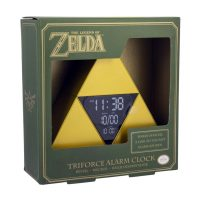 Paladone The Legend of Zelda TriForce Alarm Clock