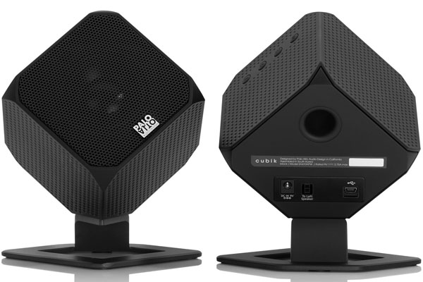 Palo Alto Audio Cubik Computer Speakers