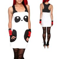 Panda Pocket Dress