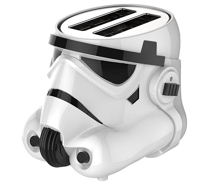 Star Wars Stormtrooper Toaster