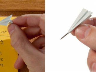 Paper Airplane Push Pins