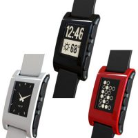 Pebble Watch for iPhone and Android