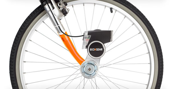 Pedal Powered Headlight with Smartphone Charger