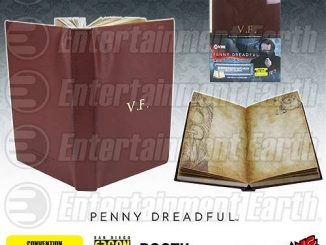 Penny Dreadful Frankenstein Sketchbook Deluxe Journal