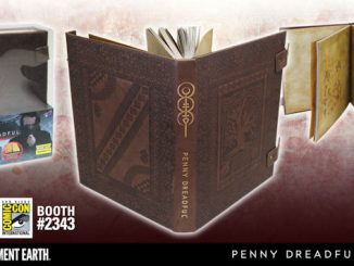 Penny Dreadful Spell Book Journal