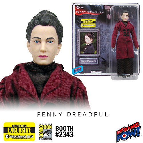 Penny Dreadful Vanessa Ives 8-Inch Action Figure