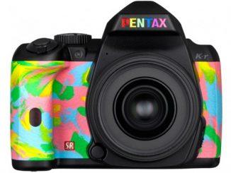 Pentax Rainbox K-r