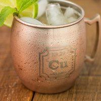 Periodic Copper Mug