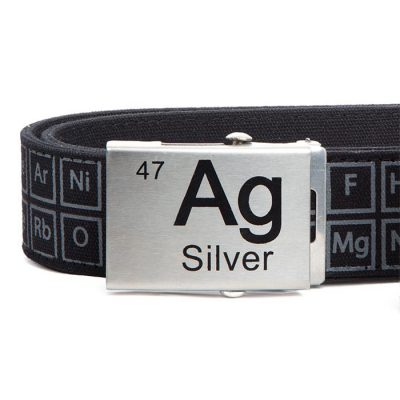 Periodic Table Belt