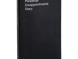 Perpetual Disappointments Planner