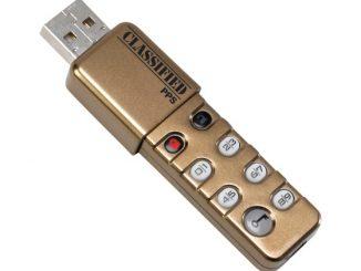 Personal Pocket Safe USB Flash Drive