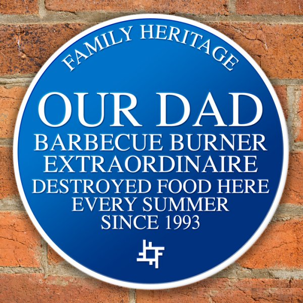 Personalised Heritage Signs