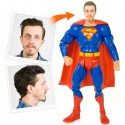 Personalised Superhero Action Figures