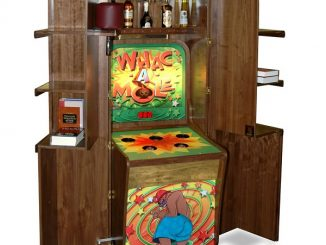 Personalized Whack A Mole Game