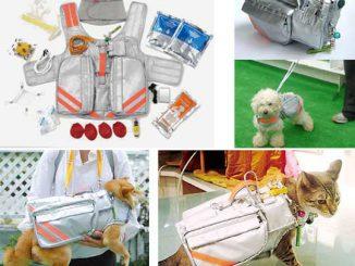 Pet Emergency Evacuation Jacket