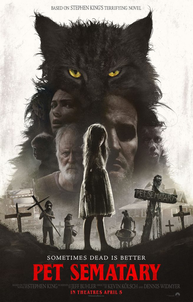 Pet Sematary Theatrical Poster