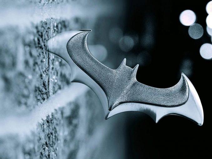 Pewter Batarang Letter Opener