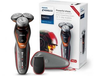 Philips Norelco Special Edition Star Wars Poe Wet & Dry Electric Shaver