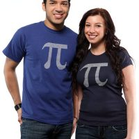 Pi By Numbers T-Shirts