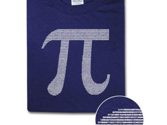 Pi By Numbers T-Shirt