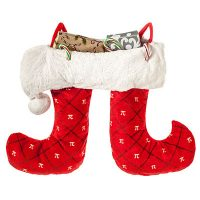Pi Christmas Stockings