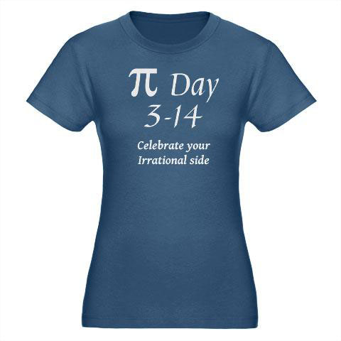 Pi Day Clothing Deals