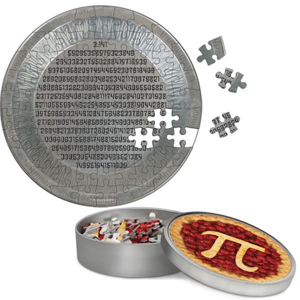 Pi Pie Puzzle