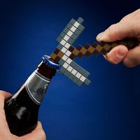 Pickaxe Bottle Opener